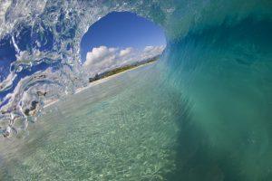 Hawaii Empty Wave 4
