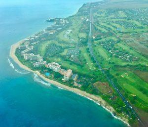 kaanapali-aerial-photo