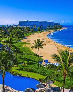 Maui Beachfront condo for sale View