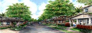 Kahoma Village Street View Rendering
