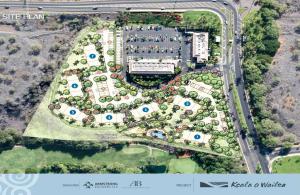 Keala O Wailea Site Map