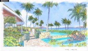 Makalii at Wailea Rendering