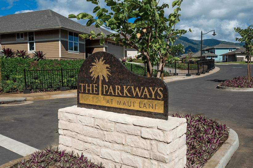 New Homes Maui Lani