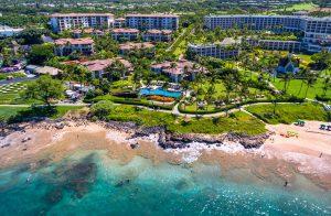 Wailea Beach Villas Aerial 1 copy