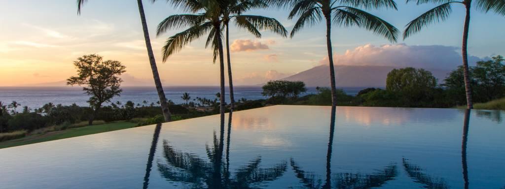 Maui Infinity Pool