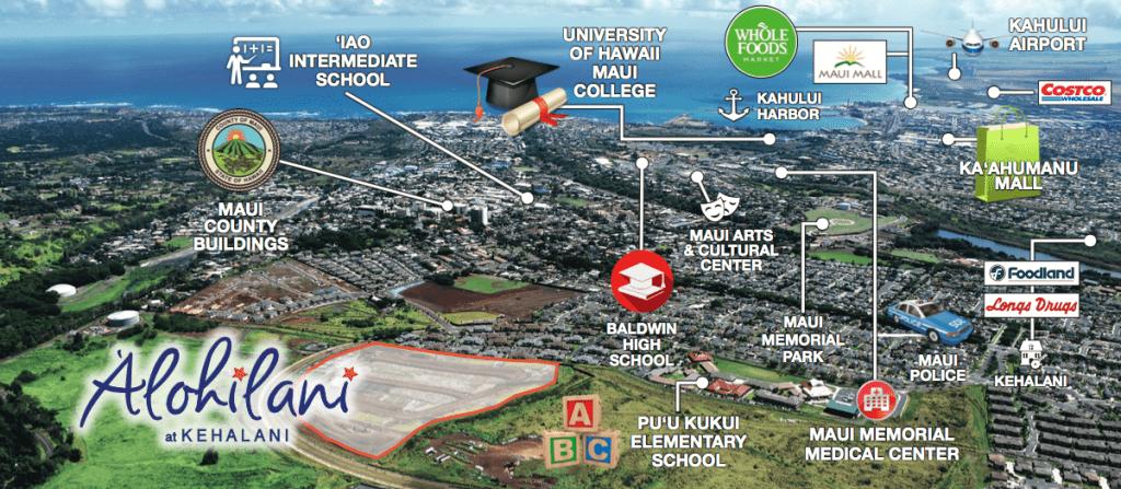 Alohilani At Kehalani New Construction Maui Real Estate