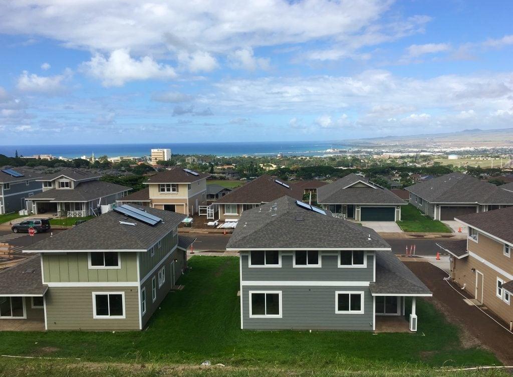 Kealohilani New Maui Construction
