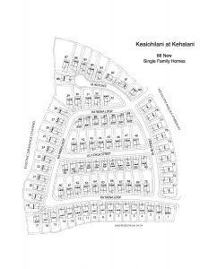 Kealohilani Site Map Flyer