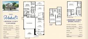 Alohilani Floorplan 3