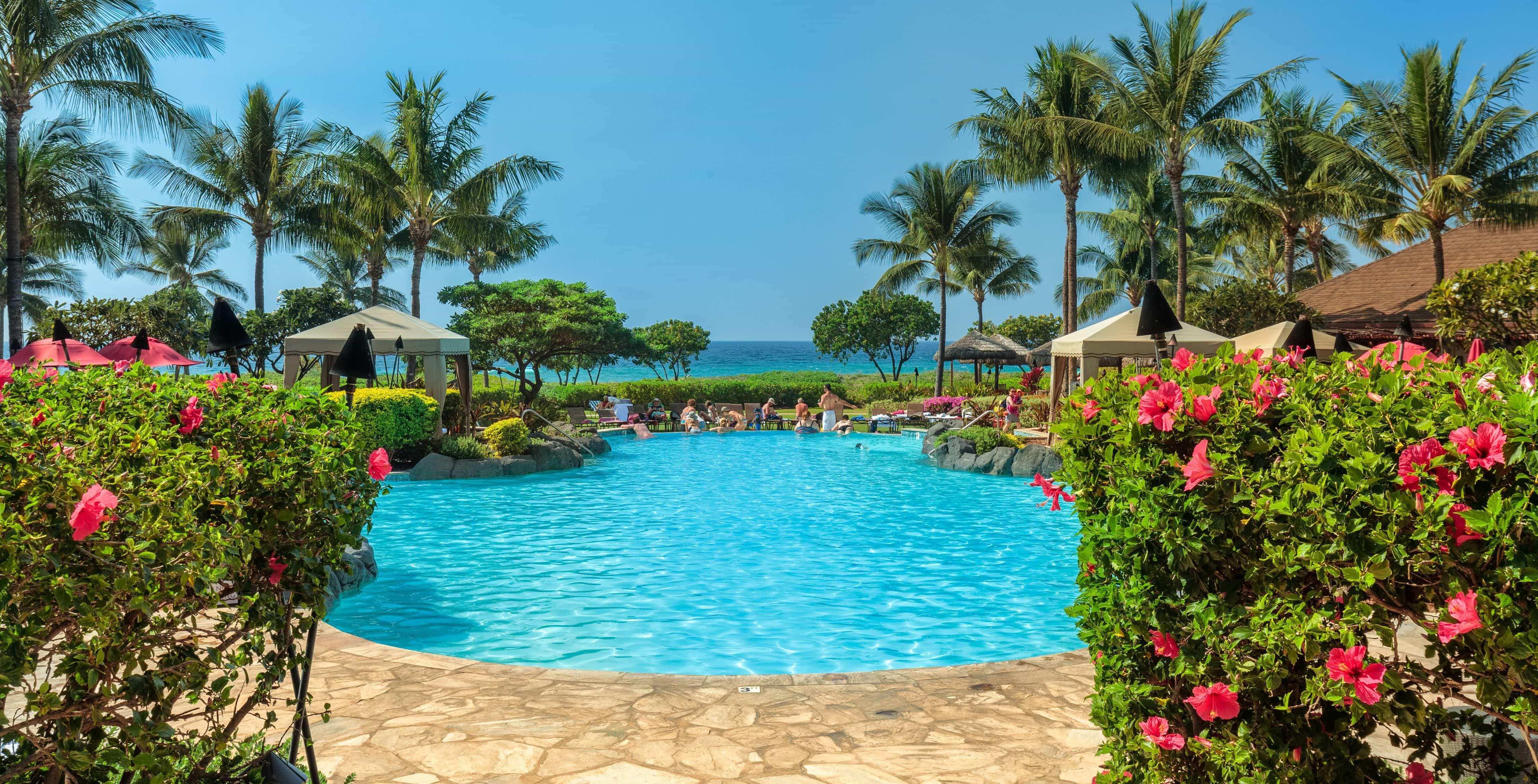 Honua Kai Hokulani - Pool cropped