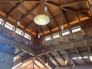 Mahana Estates Ceiling