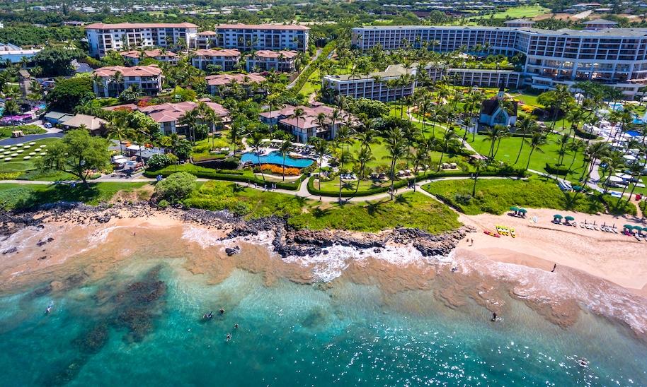 Wailea Beach Villas For Maui